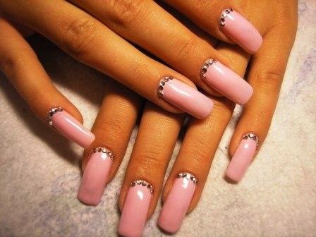 Наращивание ногтей ноготки updated the
