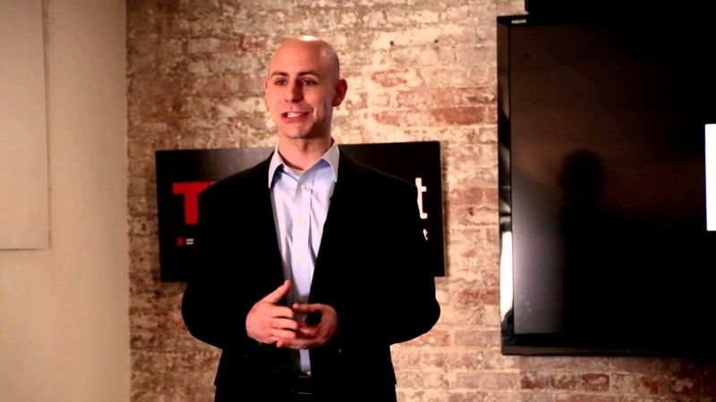 The power of powerless communication: Adam Grant at TEDxEast
