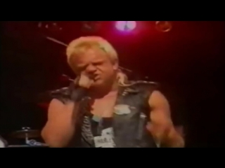 U.D.O. - Timebomb Live Finland 1991