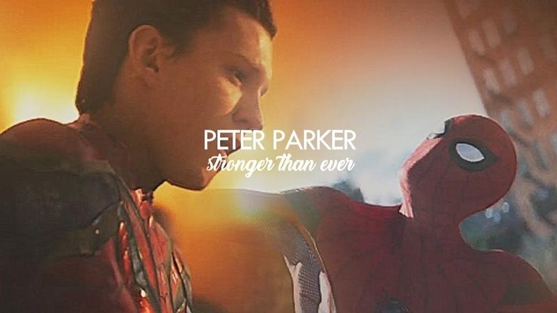 Peter Parker | Stronger Than Ever