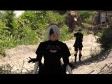 NIER AUTOMATA_ Cosplay Cinematic