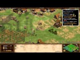 Age of Empires 2 some pro games