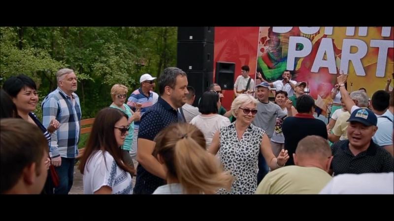 Welcome Summer Party Karaganda
