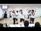 130920 ECHO cover EXO - Wolf @Hello! Korea by MBK & iTeen (Audition)