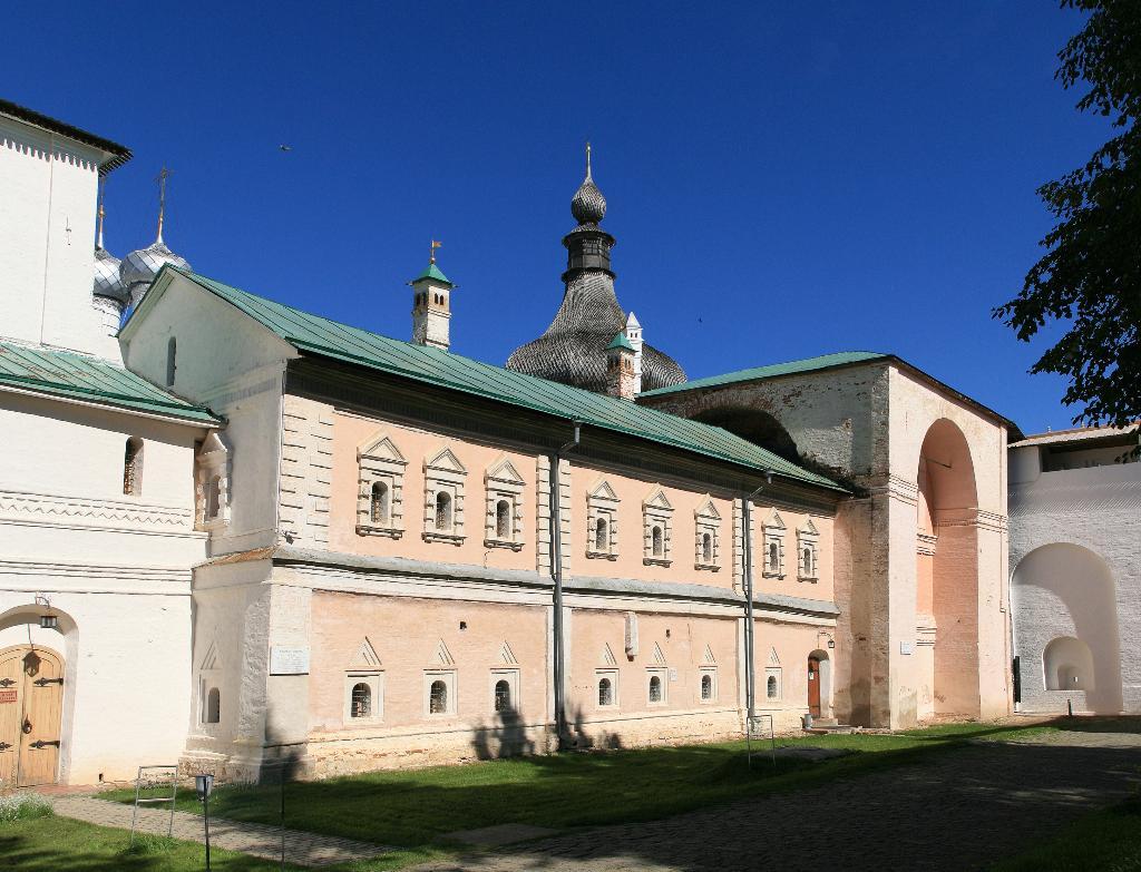 UJcx77JirlY Ростовский кремль.
