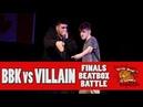 VILLAIN (USA) vs BBK (CAN) - GNB 2017 - BEATBOX SOLO FINALS