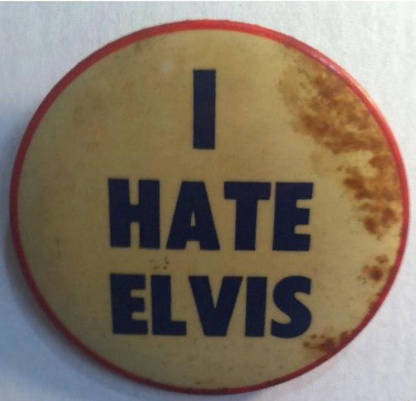 Гениальное «Я ненавижу Элвиса» Тома Паркера