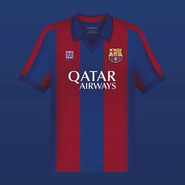 Возможная форма Барселоны на сезон 2016/2017