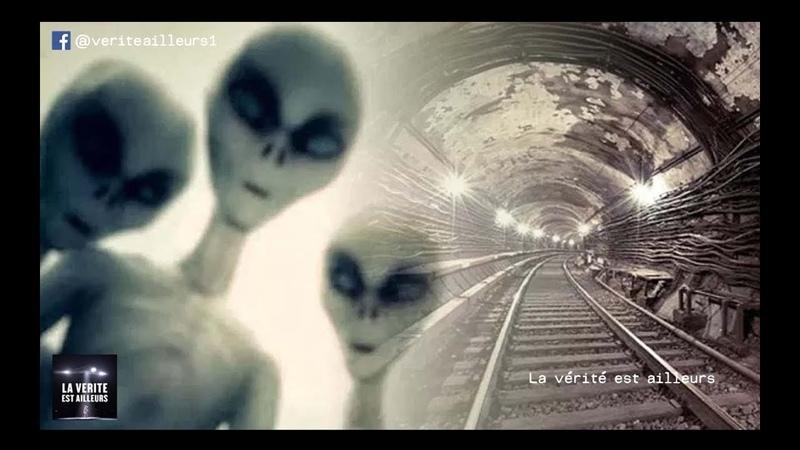 ★ Le sombre secret de la base souterraine secrète de Dulce