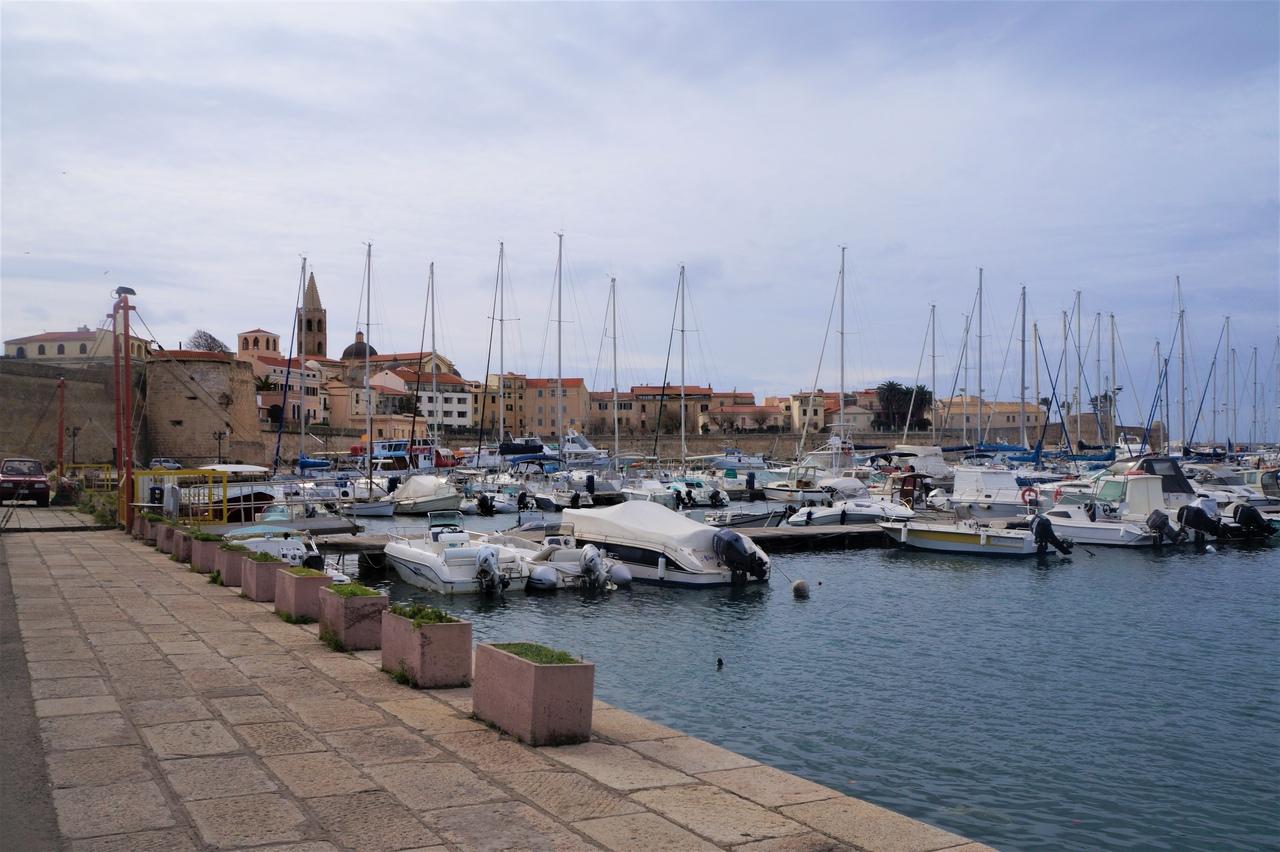 Альгеро - кусочек средневековой Испании на Сардинии