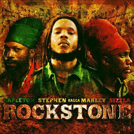 Stephen Marley альбом Rock Stone (feat. Capleton, Sizzla)