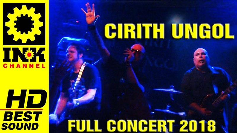 CIRITH UNGOL Full Concert 24 2 18 @8ball Thessaloniki Greece