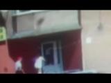 Опубликовано видео, как житель Новокузнецка застрелил бывшую жену
