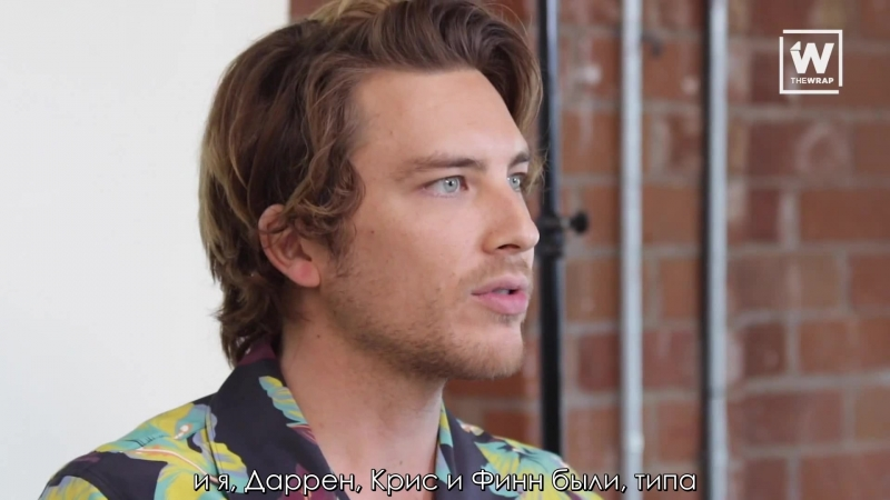 Acs: versace breakout Cody Fern explains how gay shame leads to tragedy [rus.sub]