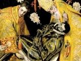 Эль Греко «Похороны графа Оргаса».
