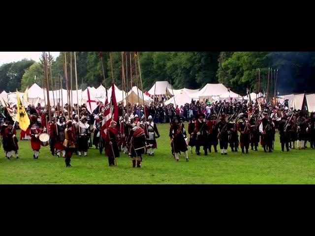Bílá hora 2013 Celá bitva LIVE (rekonstrukce bitvy 1620) HD video Vašek Skořepa CŠV