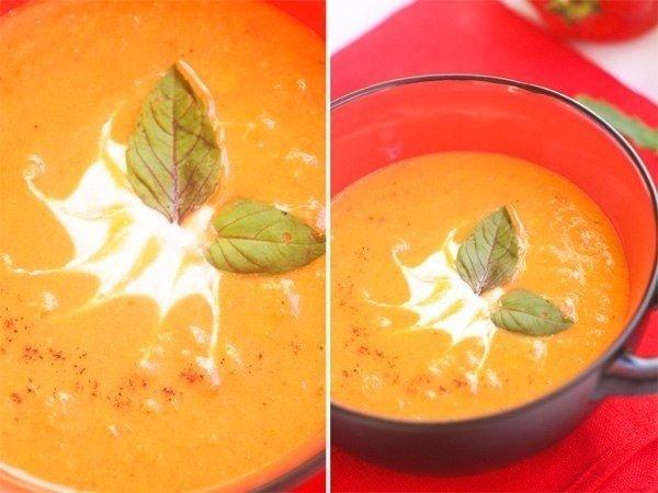 Этот томатный суп очень
