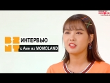 [РУС. САБ] BZNT Interview with MOMOLAND's Ahin #6