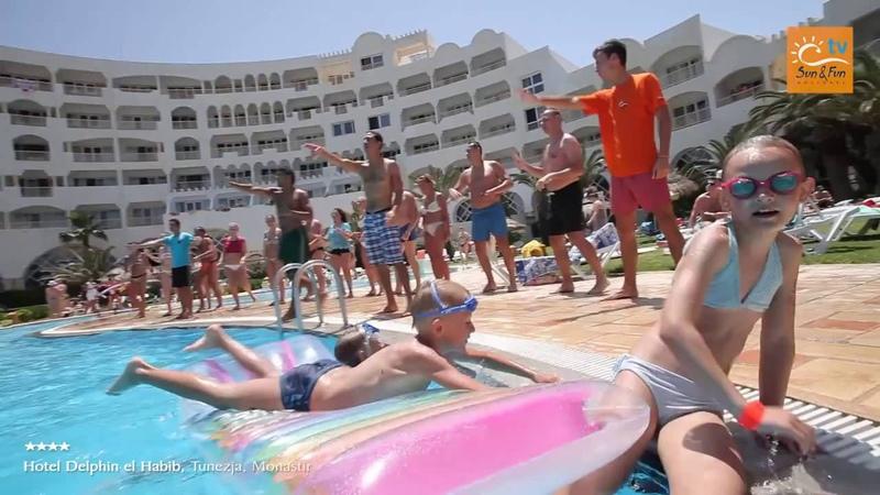 Hotel Delphin el Habib 4 Monasir Tunezja