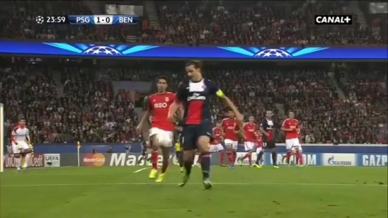 Гол Маркиньоса в ворота Бенфики | 2.10.2013 | Лига Чемпионов 2013/2014