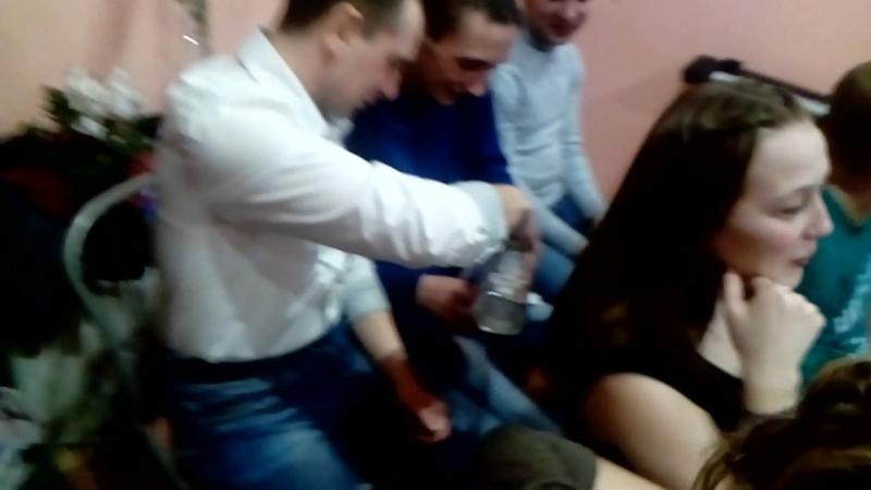 маршрутное такси)) мое 18-летие
