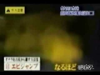 How to escape a fart. Another Japanese show.