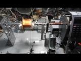 Намоточный станок для намотки катушек трансформаторов.
