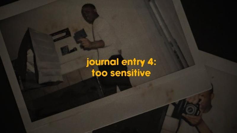 Journal entries: too sensitive
