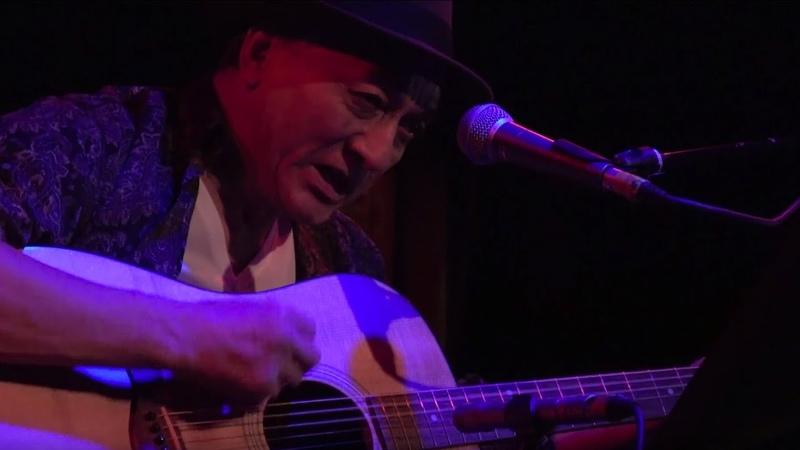 Kazuki Tomokawa - 11.04.17 - Bootleg Theater, Los Angeles, CA.