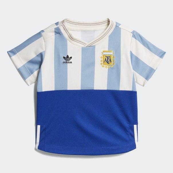 Футболка Argentina Mash-Up
