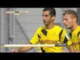 Henrik Mkhitaryan Goal - Essen vs Borussia Dortmund (0-4) [ Club Friendlies]