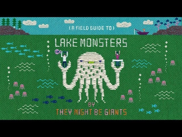 They Might Be Giants - Lake Monsters (Official Video)