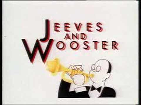 Jeeves Wooster titles