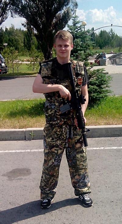Родион Целоев, 9 февраля 1989, Омск, id5912118