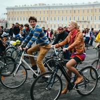 За велодорожки! — велопарад 17 мая в Петербурге