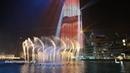 The Dubai Fountain Show - LightUp 2018