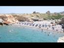 Пляжи Крита. Район Ретимно - Spilies beach