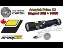Armytek Prime C2 USB Magnet 18650 Li-Ion белый свет обзор