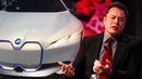 Tesla в АДУ, Рекорд Tesla, батарея 700 кВт.ч, новый BMW INEXT, Как бороться с эвакуатором Reed900 Cars News Imagine Riverdale Tesla ТеслаНамбаВан