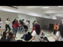 K-pop random dance в Москве 17.06.18