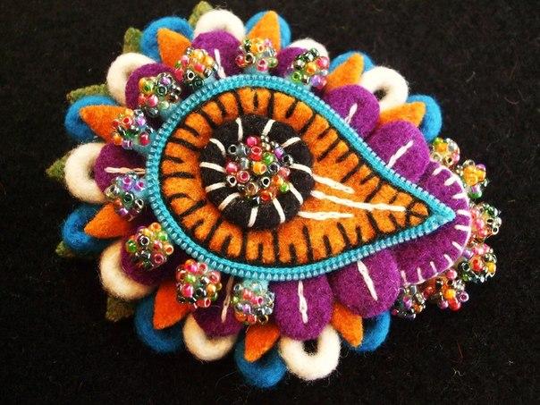 Изготовление индийских украшений