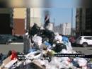 Грязные танцы. Челябинский Челентано устроил представление прямо на одной из мусорок города