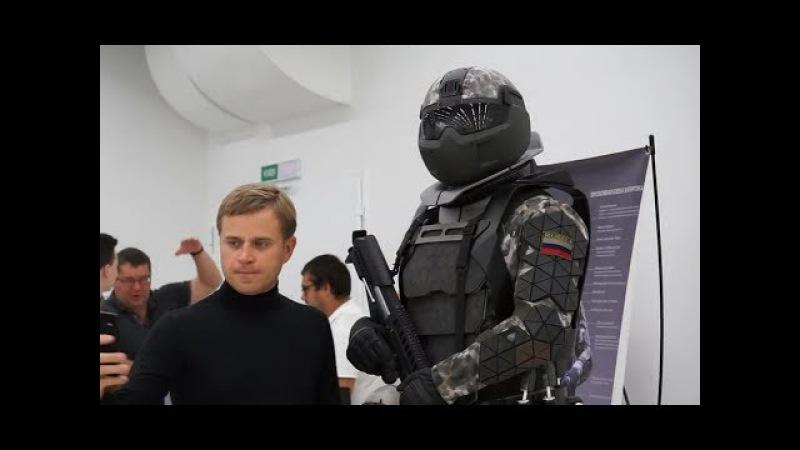 Российский солдат будущего 2018 Экзоскелет Это должен видеть каждый