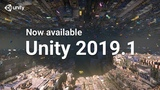 Unity 2019.1 released: Burst Compiler, Lightweight Render Pipeline, Shader Graph and more