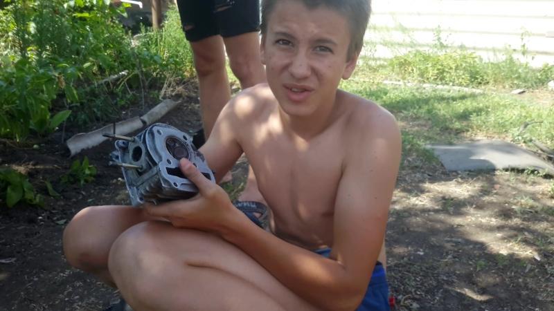 Будни Teenagers Реанимируем зверя Олега