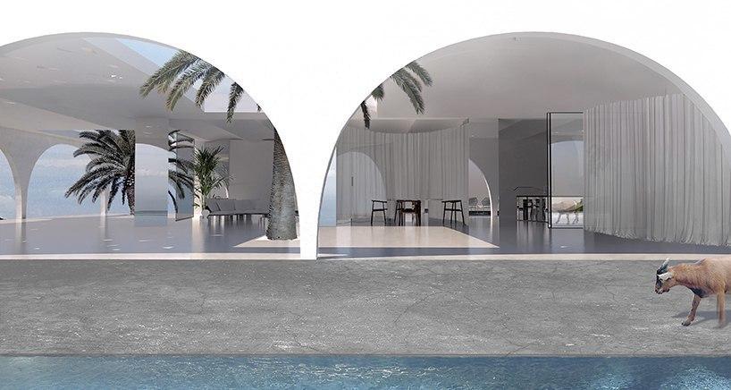 Studio 314 refurbish summer house in Corfu embracing local architecture