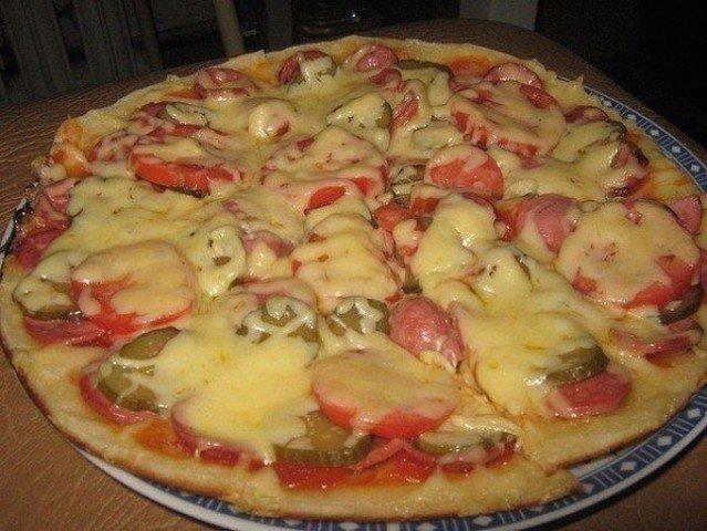 Вот уж чудо-блюдо пицца! Столько вариаций на