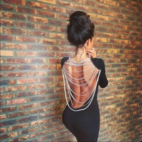 Брюнетки картинки со спины - 2