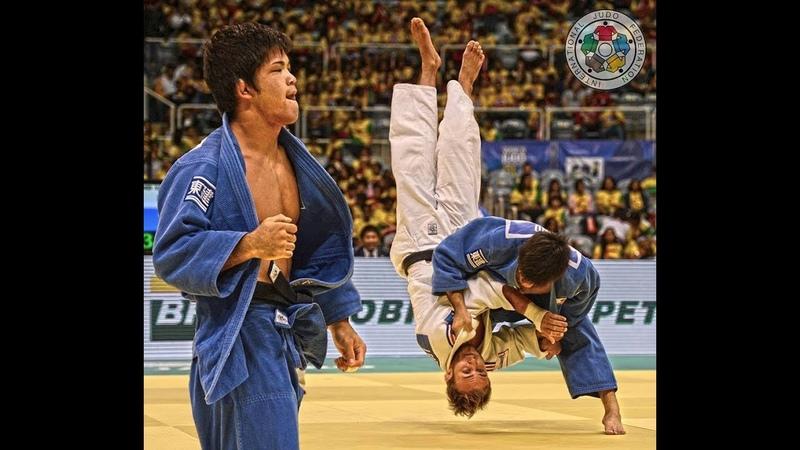 Ono Shoheis Top 20 Ippons on the IJF World Judo Tour