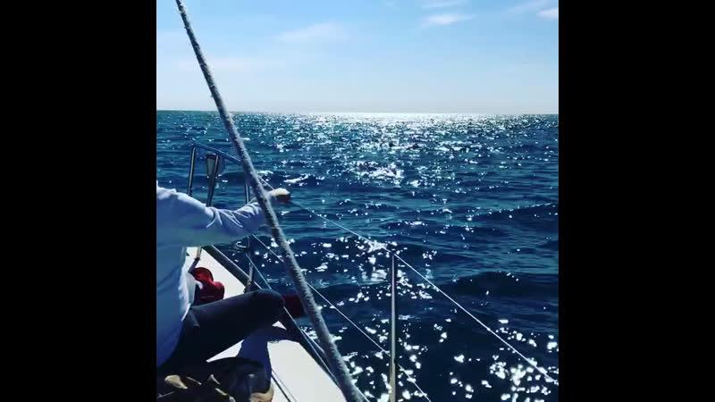 Порт Имеретинский прогулка на яхте